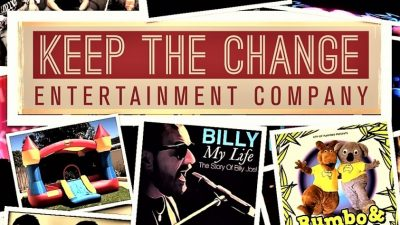Keep The Change – Entertainment Company